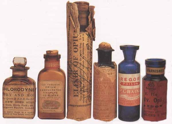 Eli Lilly's Opium Tincture (No. 66) | Herb Museum