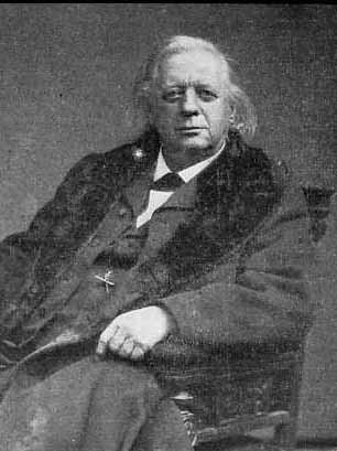 picture of Henry Ward Beecher