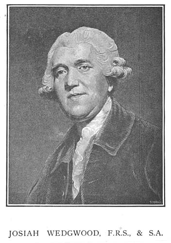 picture of Josiah Wedgewood