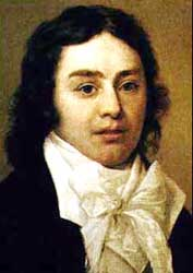 picture of Samuel Taylor Coleridge