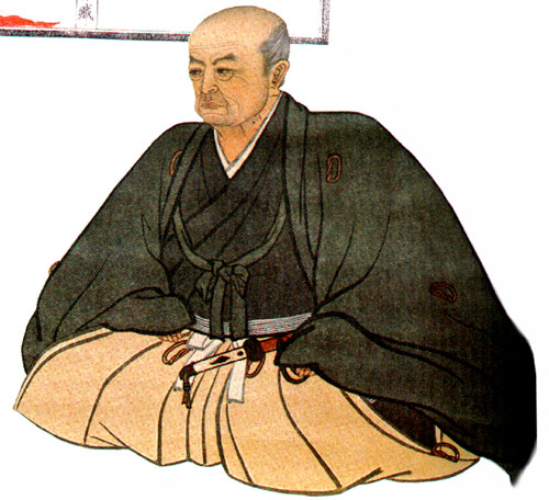 picture of a sixty-year-old Seishu Hanaoka