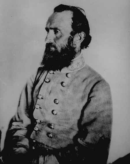 picture of General Stonewall Jackson