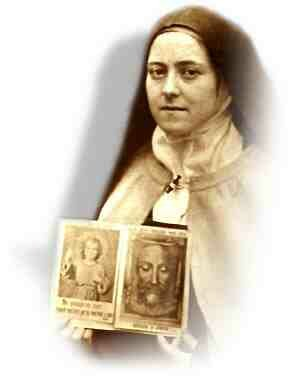 picture of Saint Therese of Lisieux