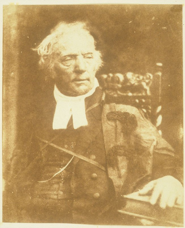 picture of Rev Thomas Chalmers