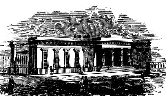 picture of Tombs Prison